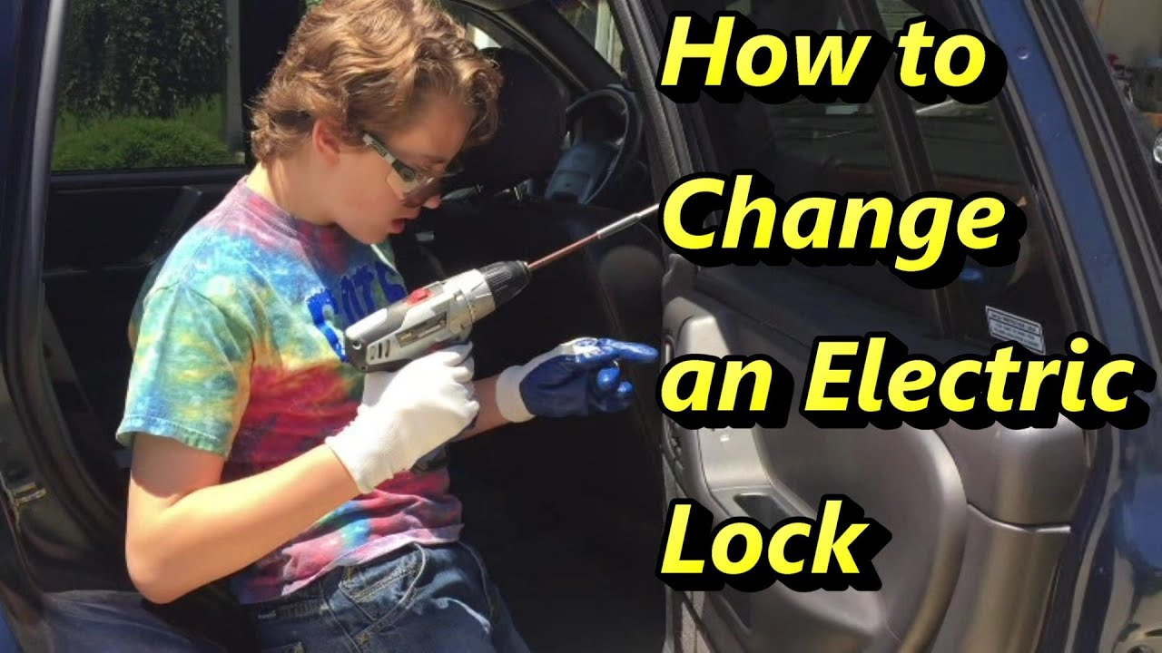 How To Change A Jeep Grand Cherokee Door Lock Latch Youtube
