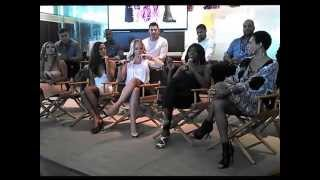 Tyler Perry's IF LOVING YOU IS WRONG press event with Tiffany Haddish - September 3, 2014