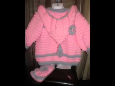 Crocheting Youtube Videos : Imagination Crochet Sweater - YouTube