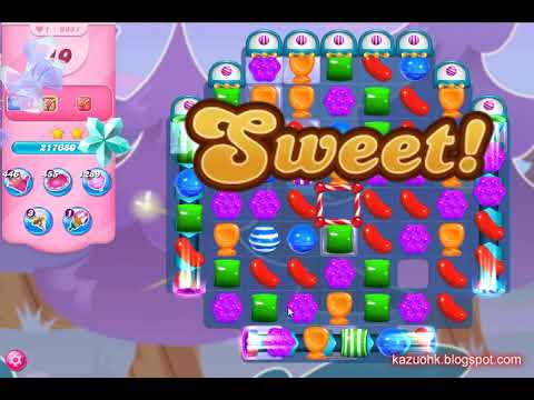 Download Candy Crush Saga Level 9981 (3 stars, No boosters)