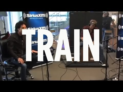 "Train - ""Umbrella"" Rihanna Cover // SiriusXM // The Pulse"