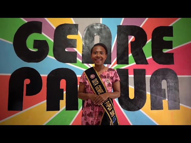YULIANCE FELLE DUTA GENRE INDONESIA PROVINIS PAPUA 2019