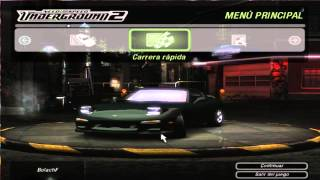 como hacer el auto mas rapido de need for speed underground 2