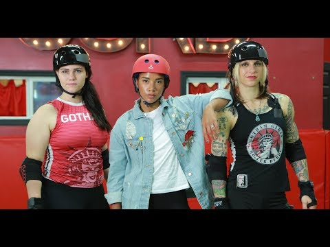 These Roller Derby Girls Are Kicking Some Serious Ass
