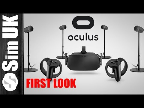 Oculus Rift + Touch | Unboxing & Installation + Day 1 FIRST VR Experience