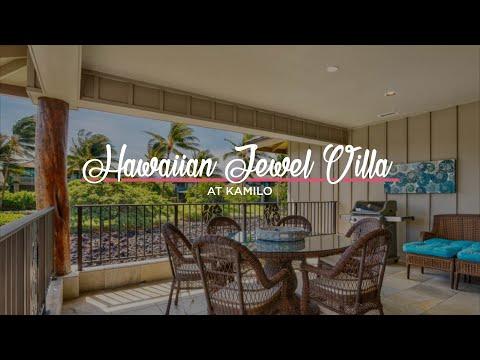 Paradise in Hawaii: Hawaiian Jewel Villa, Big Island, Mauna Lani – Luxury 4 Bedroom, sleeps 10