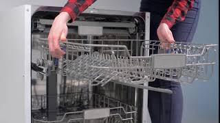 Посудомоечные машины Weissgauff 2019 - вертикальная регулировка корзины