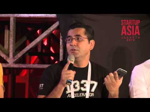 [Startup Asia Jakarta 2014]  Discussion: Country Comparison - Tech in Southeast Asia