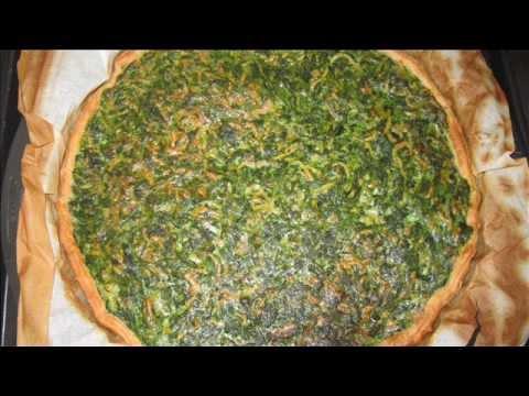 quiche-aux-epinards-et-lardons-الحلال---spinach-quiche-bacon---السبانخ-كيشي