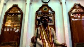 Vyooha Lakshmi Mahima by Brahmasri Vaddiparti Padmakar Garu, San Diego, CA