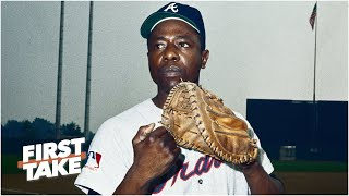 Longtime MLB home run king Hank Aaron dies at 86 | First Take