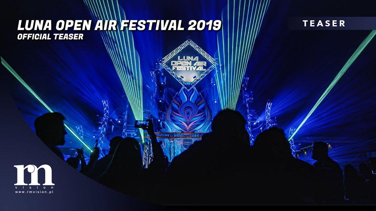 LUNA OPEN AIR FESTIVAL 2019 - OFFICIAL TEASER - 4K - MADDIX
