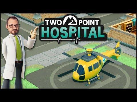 Lufttaxi - Two Point Hospital #22 [Gameplay German Deutsch]
