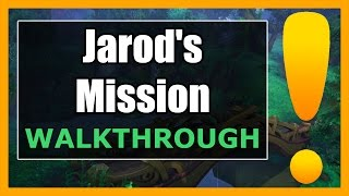 Jarod's Mission WoW   Val'Sharah Quest Guide