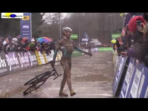 Cyclo-cross Besançon 2019 : Victoire de Venturini, Canal (2ème) et Mourey (3ème)