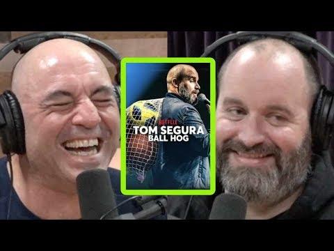 Why Tom Segura Named His Special 'Ball Hog'
