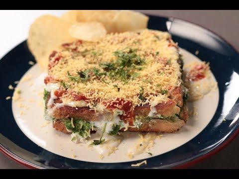 Dahi Toast | Sanjeev Kapoor Khazana