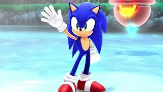 Mario & Sonic at the Sochi 2014 Olympic Winter Games - Sonic Stage Medley