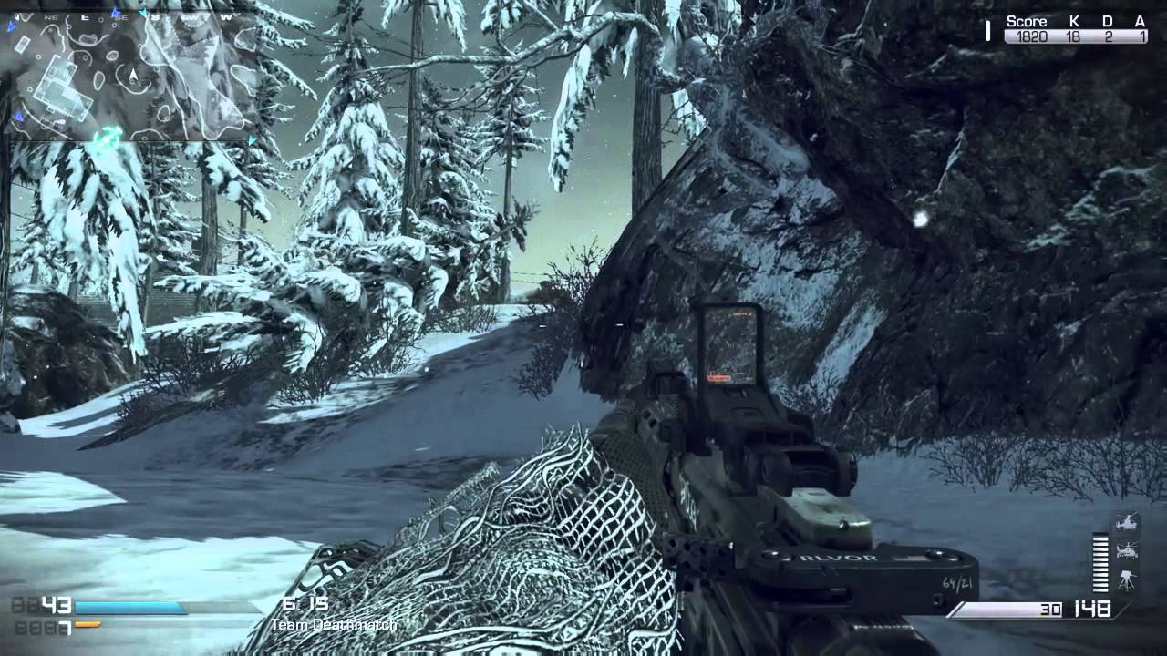 LOTS OF KILLS!!! 30++ Jankie O ¤ Call of Duty GHOST Multiplayer Gameplay 3