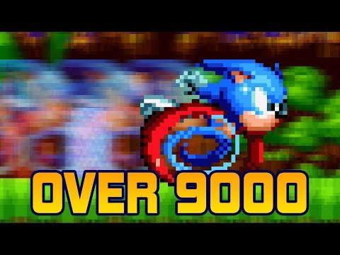 Sonic Mania - Over 9000