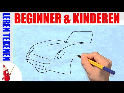 Leren Tekenen Voor Beginners En Kinderen