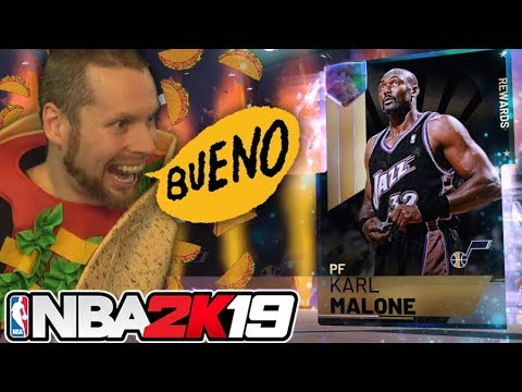 I got heartburn for this GALAXY OPAL! NBA 2K19