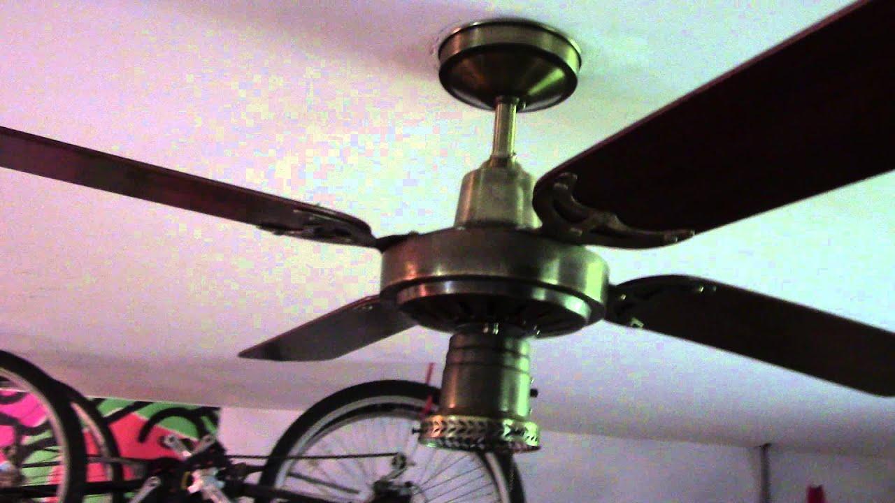 """52"""" Moss Tropical Breeze Deluxe ceiling fan 1 of 2"""