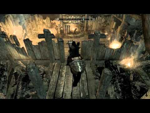 The Elder Scrolls 5: Skyrim - Dawnguard #1 - КУДА ИДТИ?