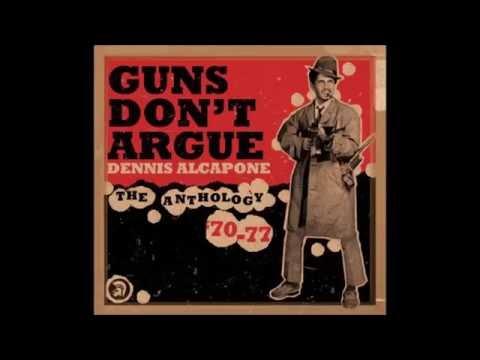 Reggae 70s Mix:   Dennis Alcapone - Guns Don't Argue Mix
