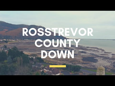 ROSTREVOR COUNTY DOWN-From Kilbroney Forest to the Fairy Glen to Carlingford Lough to Dolmens 🌲🌲🌲