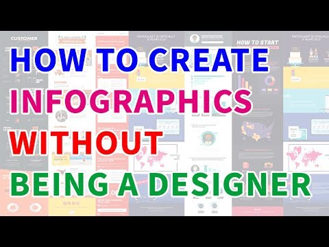How to Create Infographic Without Being A Designer