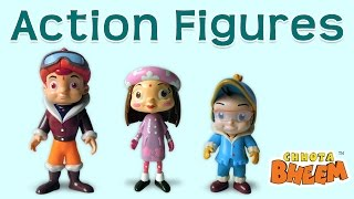 Chhota Bheem Action Figure Toy..