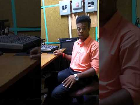 Alpha Music Technology graduate talks about his work