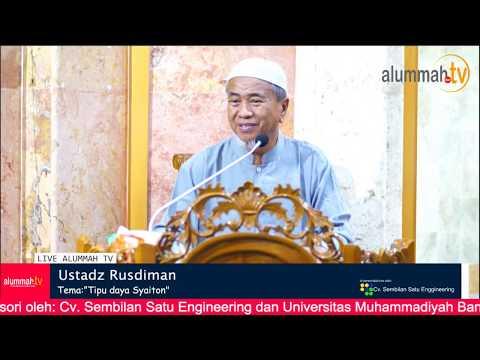LIVE | Ustadz Rusdiman  - Tipu Daya Syaiton