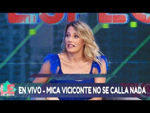 Los especialistas del show - Programa 13/11/18 - Invitada: Mica Viciconte