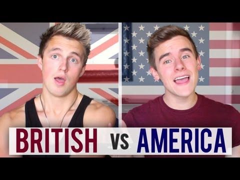 British vs America: How We Do It