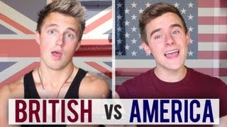 One of ConnorFranta's most viewed videos: British vs America: How We Do It