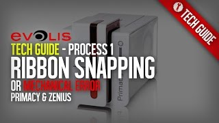 Ever had a ribbon snap or a mechanical error on your Evolis card pr...