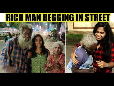 Rich Man Begging In Streets || Chennai Best Things