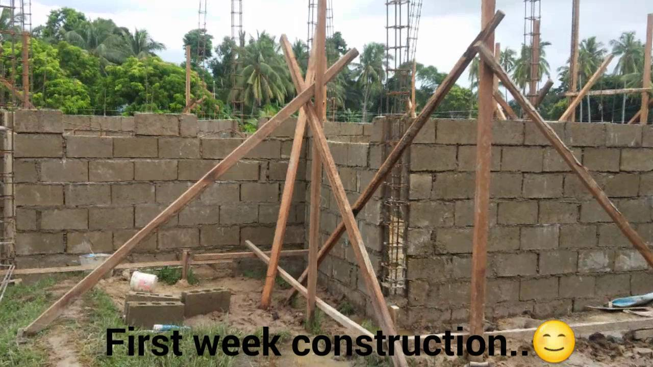 Small House Construction