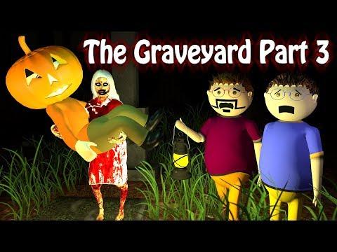 The Graveyard Part 3 || Online Shopping Or Purana Kabristan || Make Joke Horror