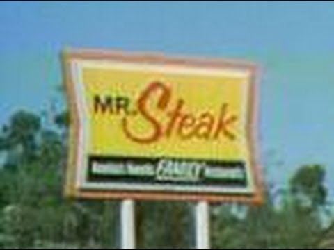 Mr Steak Commercial 1 1975