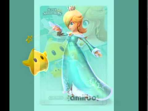 Rosalina and Luma Amiibo Sneak Peek and is coming ...