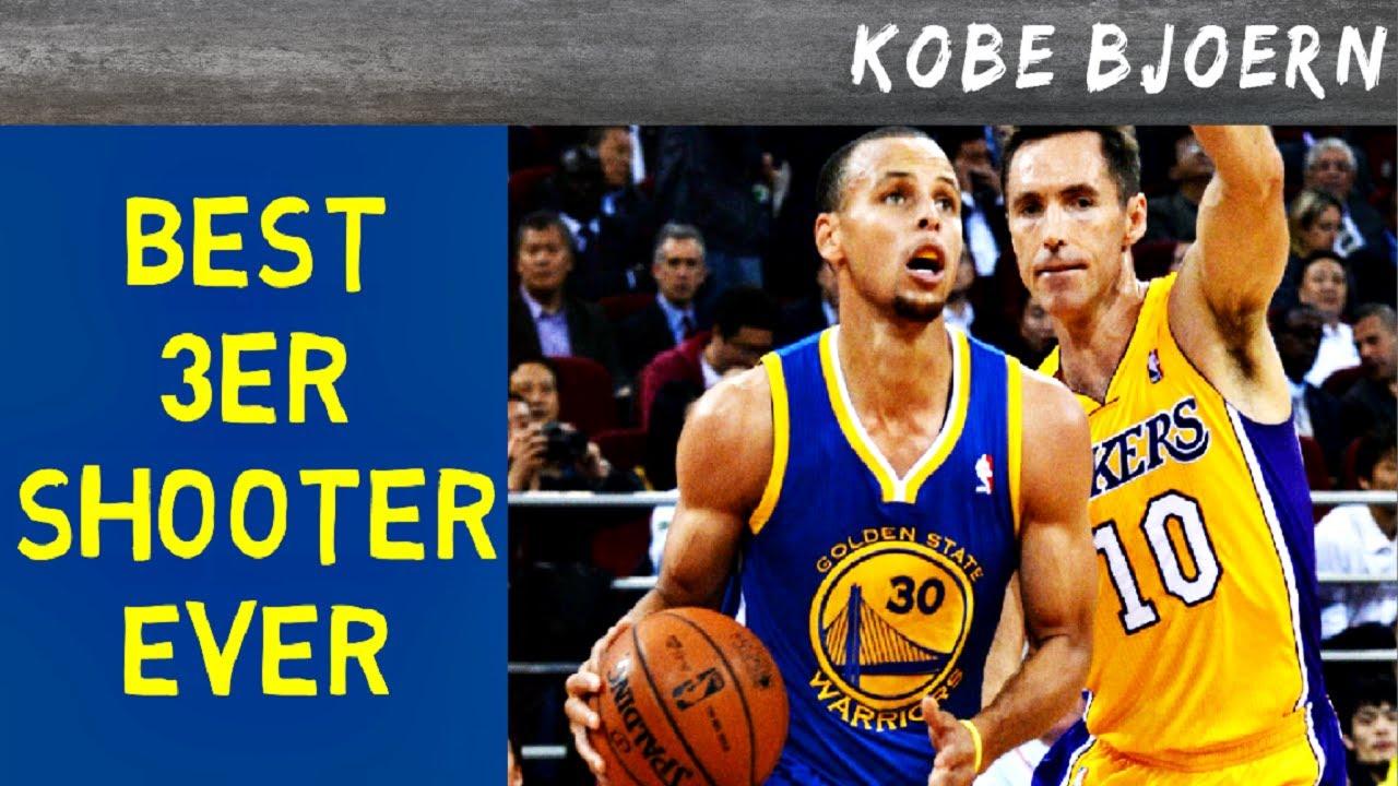 Die Besten 3er Shooter in NBA History Teil 2 | KobeBjoern