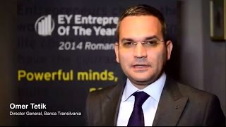 Omer Tetik, Banca Transilvania - Membru juriu EOY 2014