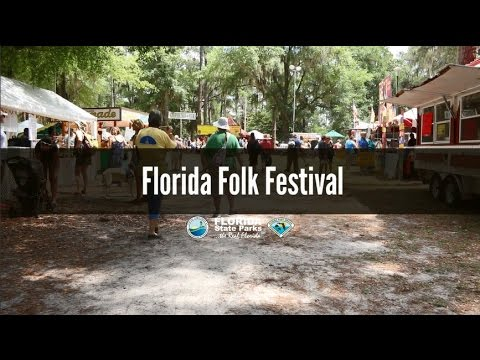 Firsthand Florida Fun: Florida Folk Festival