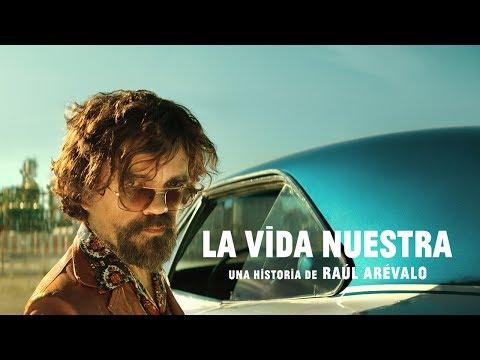 """""""La Vida Nuestra"""", con Peter Dinklage y Álvaro Cervantes. Estrella Damm 2017"""