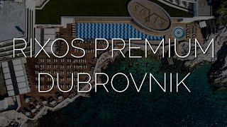 Обзор лучшего отеля в Дубровнике Rixos Premium Dubrovnik 5 где отдохнуть в Хорватии