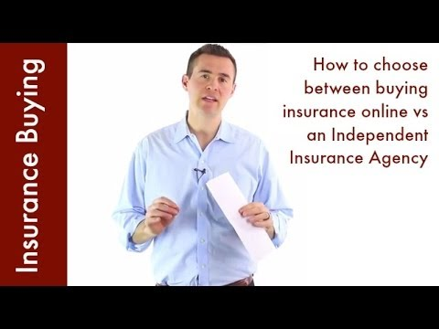 how to become an independent auto insurance agent
