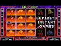 Playing the new Supabets Instant Games - 1st Legal Online Slots in SA